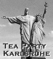 Tea-Party in Karlsruhe